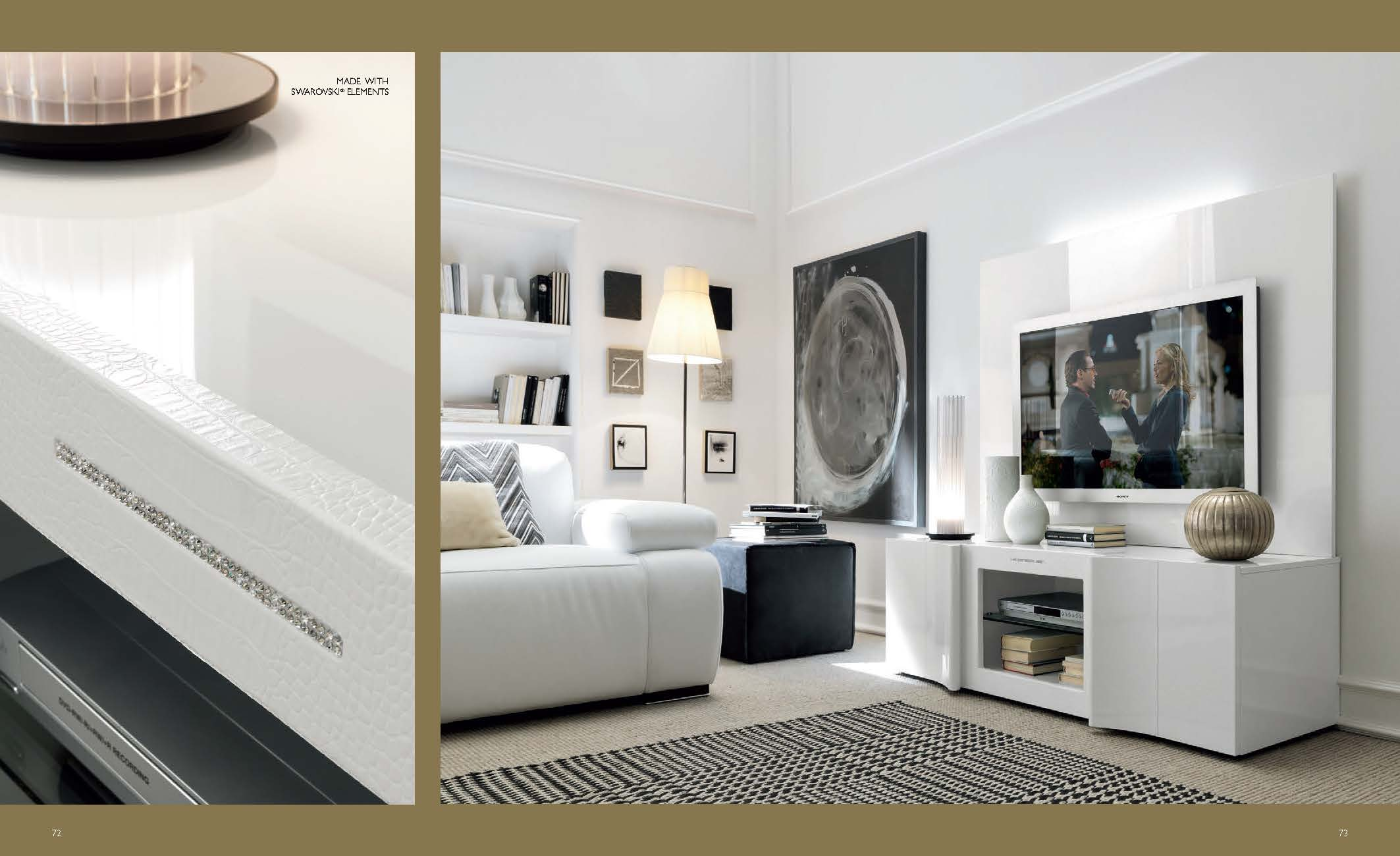 armonia tv wall unit, sma modern wall units living room, italy
