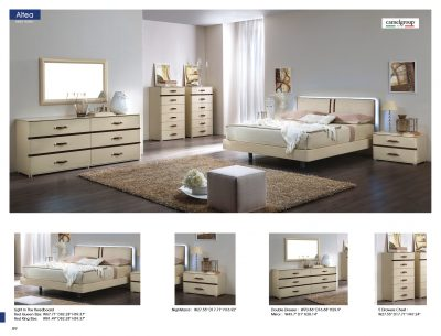 Bedroom Furniture Modern Bedrooms QS and KS Altea Bedroom