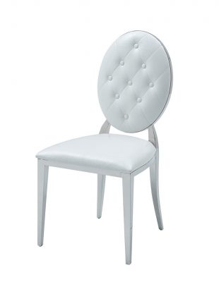 Dining Room Furniture Chairs 110 Side Chair White