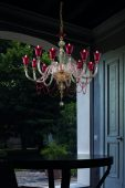 Brands Euroluce Claire Collection Claire L6+6 ruby